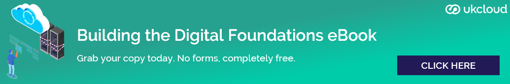 Building the Digital Foundations eBook - Download Now.