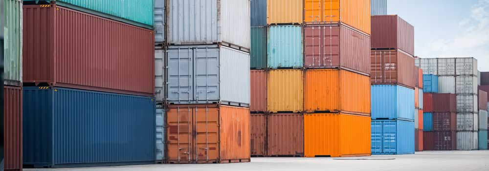 Enjoy the benefits of containerisation
