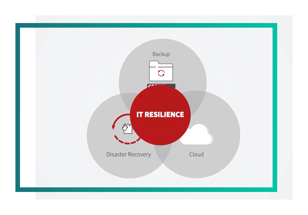 Build IT resilience with Zerto