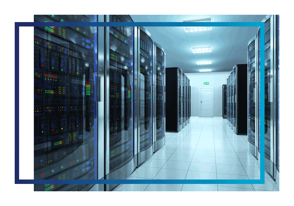 Health cloud servers in a UK datacentre