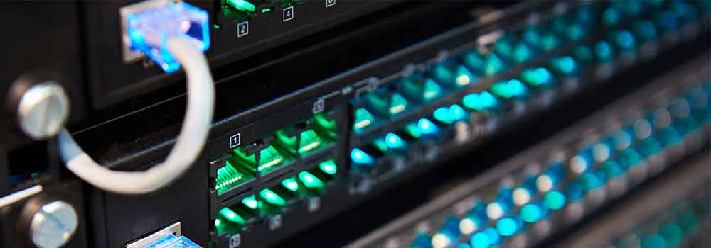 Networking equipment for Zerto Solution