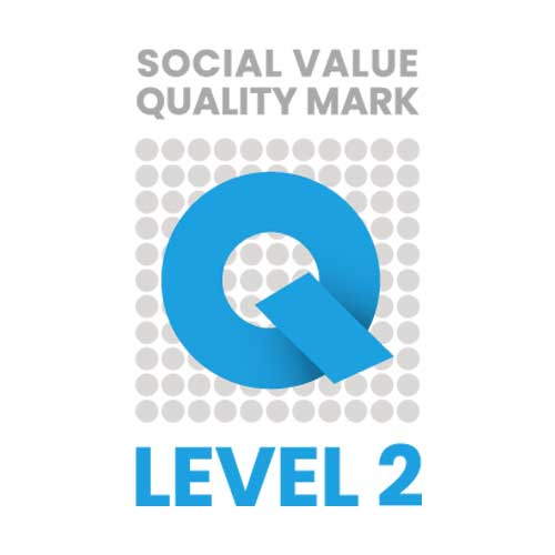 UKCloud has been awarded the social value quality mark - level 2