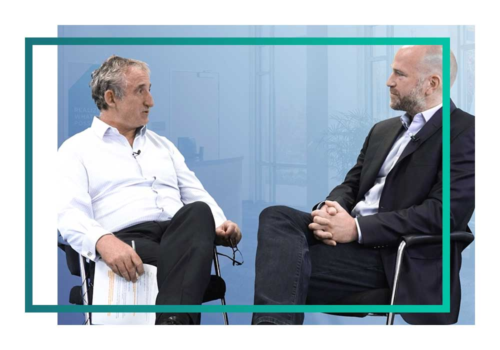 UKCloud's CEO chats to VMware's Director of Products